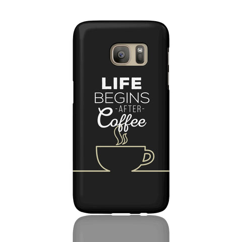 Coffee Phone Case - Samsung Galaxy S7 - CinderBloq Cases & Accessories