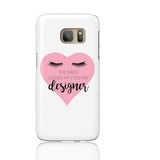 The Bags Under My Eyes are Designer Phone Case - Samsung Galaxy S7 - Cinderbloq Cases & Accessories