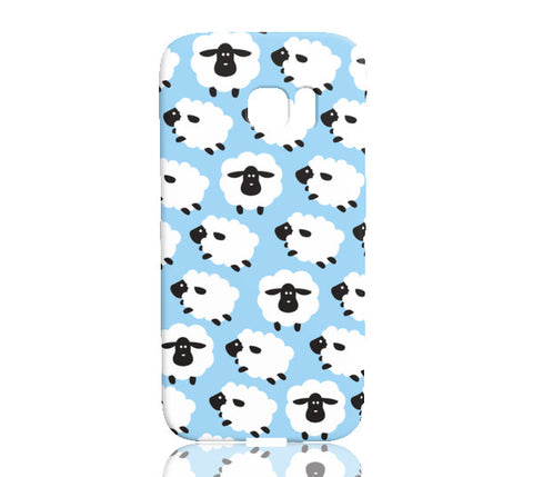 Counting Sheep Phone Case - Samsung Galaxy S7 Edge - Cinderbloq Cases & Accessories