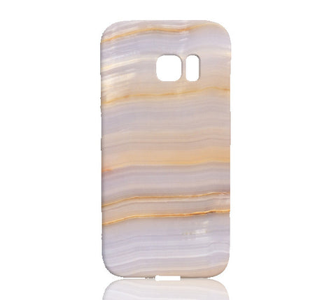 Pearl Shell Marble Phone Case - Samsung Galaxy S7 Edge - Cinderbloq Cases & Accessories