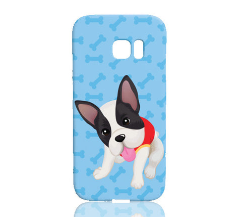 The Frenchie French Bulldog Phone Case  - Samsung Galaxy S7 Edge - Cinderbloq Cases & Accessories