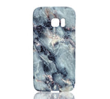 Blue Pearl Marble Phone Case - Samsung Galaxy S7 Edge - CinderBloq Cases & Accessories