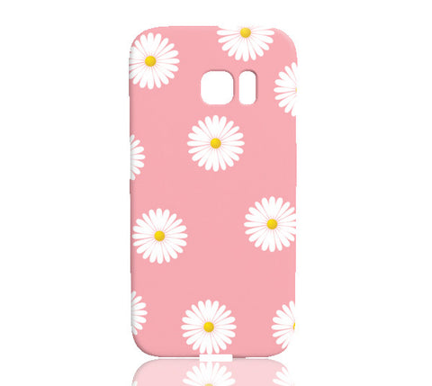 Darling Daisy Phone Case - Samsung Galaxy S7 Edge - Cinderbloq Cases & Accessories