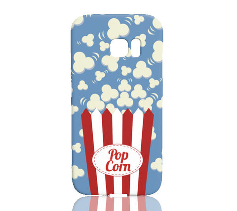 Popcorn Phone Case - Samsung Galaxy S7 Edge - Cinderbloq Cases & Accessories