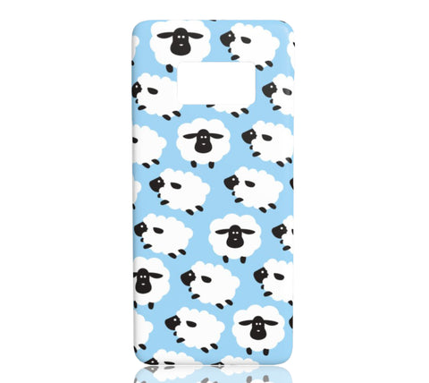 Counting Sheep - Samsung Galaxy S8 - CinderBloq Cases & Accessories