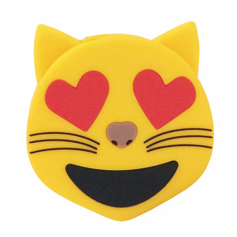 Smitten Kitten Emoji Powerbank charger for iOS & Android - Cinderbloq Cases & Accessories