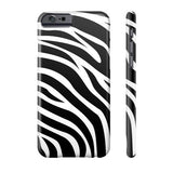 Zebra Print Case - iPhone 6/6s - Cinderbloq Cases & Accessories