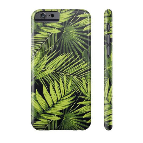 Tropical Paradise Phone Case - iPhone 6/6s - Cinderbloq Cases & Accessories