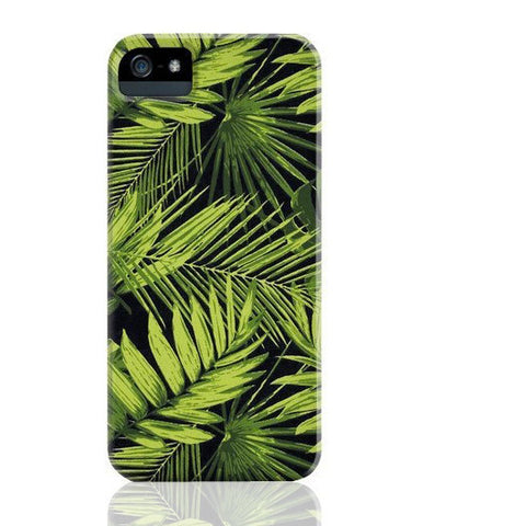 Tropical Paradise Phone Case - iPhone 5/5s/5se - Cinderbloq Cases & Accessories