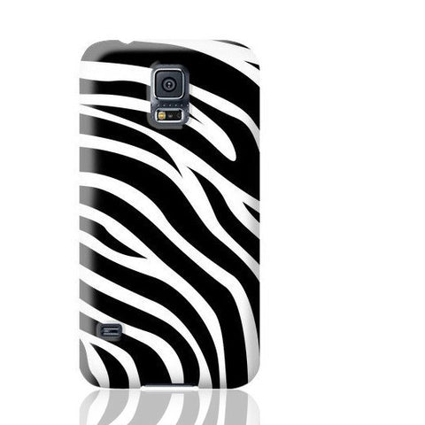 Zebra Print Case - Samsung Galaxy S5 - Cinderbloq Cases & Accessories