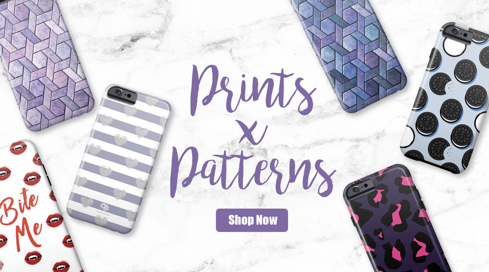 prints x patterns
