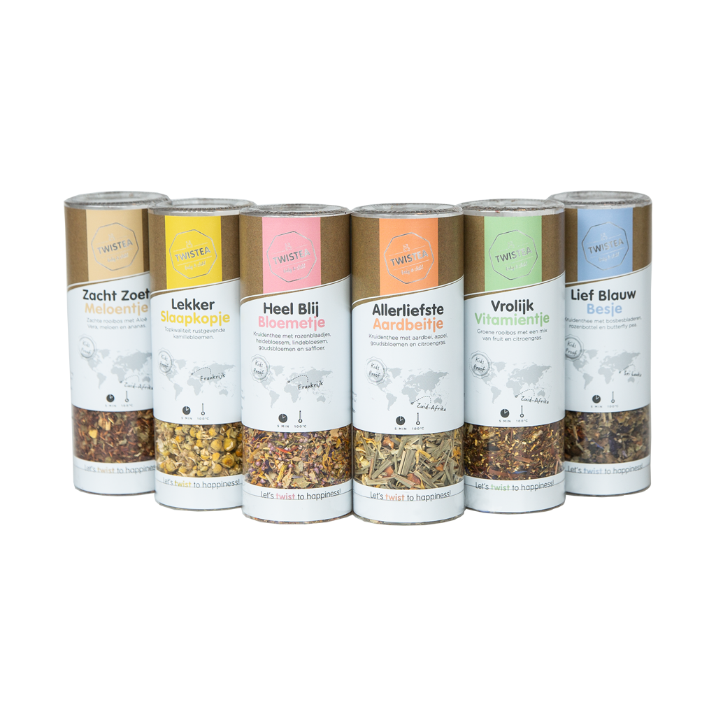 Kindertheepakket - TwisTea