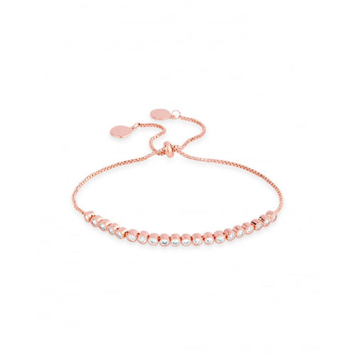 Friendship Bracelet - Rose Gold Plated