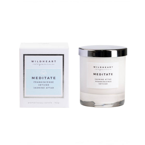 Spa Candle - Meditate