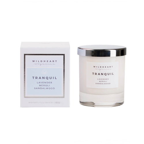 Spa Candle - Tranquil
