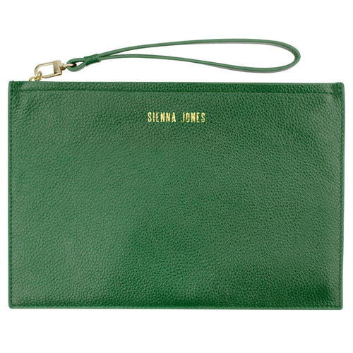 Classic Pouch - Green