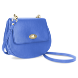 Sienna Jones Cross Body Bag in blue - Detachable straps