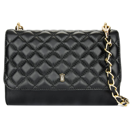 Limited Edition Bow Clutch - Black