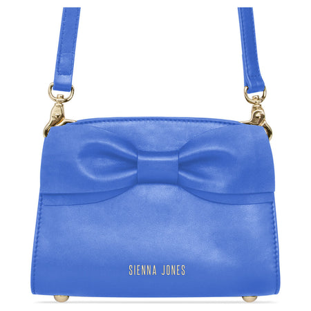 Sophie Stanbury Cross Body Bag - Sky Blue
