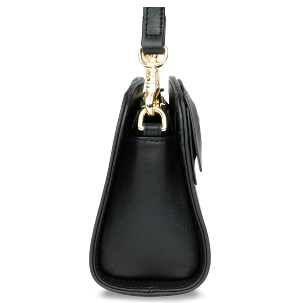 Mini Marina Bow Bag Black
