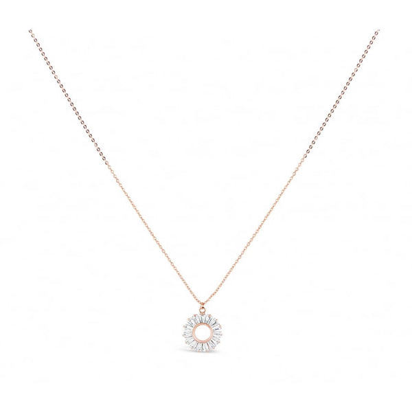 Beautiful Rose Gold Plated Pendant