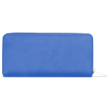 Sienna Jones Zip Around Purse in Blue - Reverse