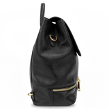 Sienna Jones Classic Backpack in black - Side