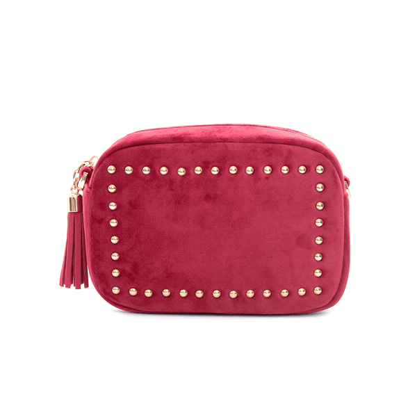 Sophie Stanbury Cross Body Bag - Cerise