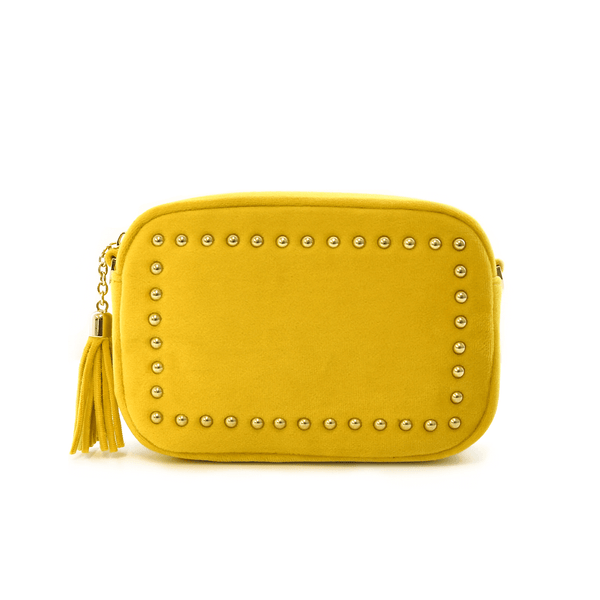 Sophie Stanbury Cross Body Bag - Yellow