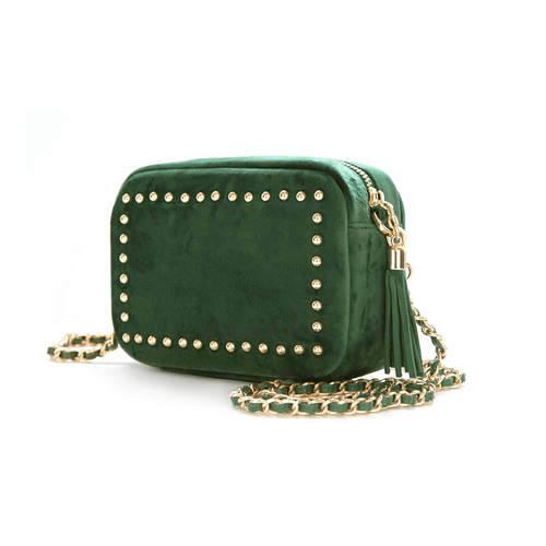 Sophie Stanbury Cross Body Bag - Green