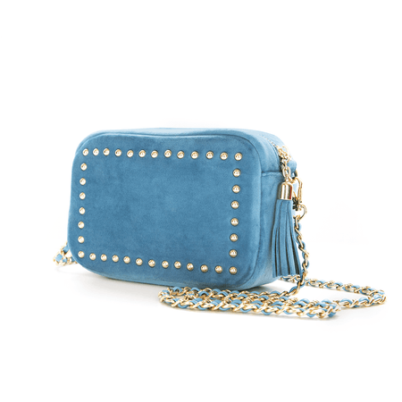 Princess Marina Mini Bow Bag - Marina Blue