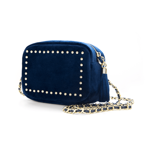 Sophie Stanbury Cross Body Bag - Royal Blue