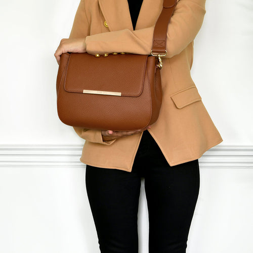 The City Bag - Brown