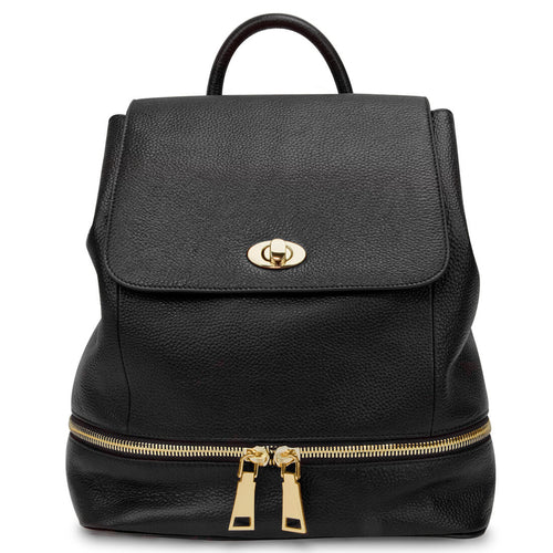The Classic Backpack - Black