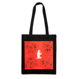 Sienna Jones War Child Tote bag in Black - Front