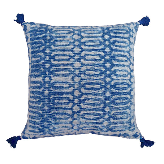 Sankal Indigo Cushion