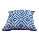 Chaukar Indigo Cushion