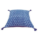 Meen Indigo Cushion