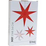 Paper Star - Red Dot
