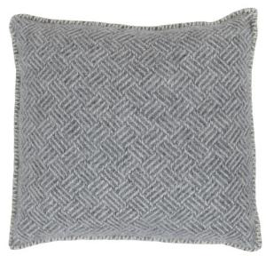 Klippan Samba Grey Cushion Cover 100% Lambs Wool