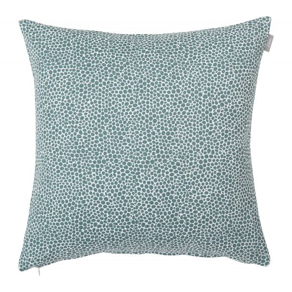 Spira Cushion Dotte - Smoke Blue