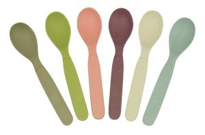 Zuperzozial Spoonful Of Colours Set of 6 Dawn Colours Kitchen Tableware