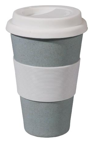 Zuperzozial Eco-friendly Cruising Travel Mug Powder Blue