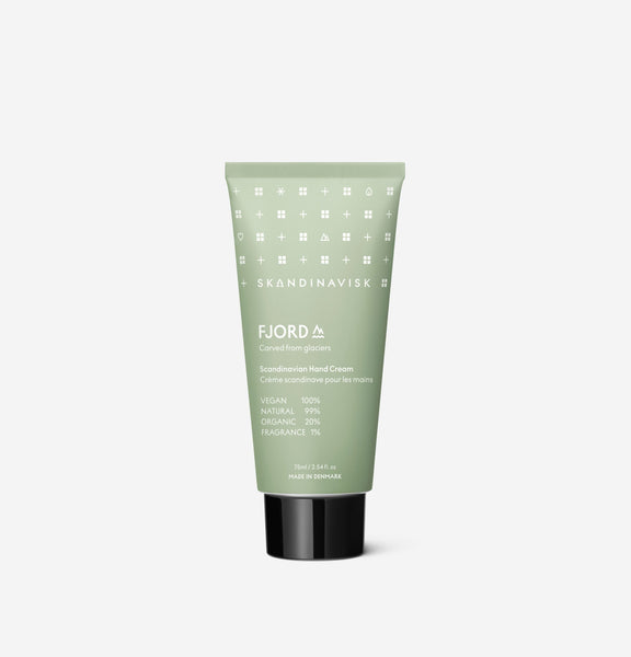 75ml FJORD Organic Hand Cream