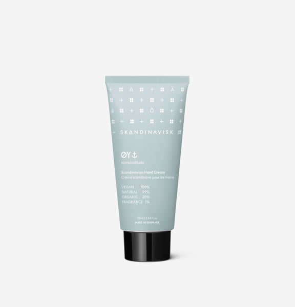 75ml ØY Organic Hand Cream