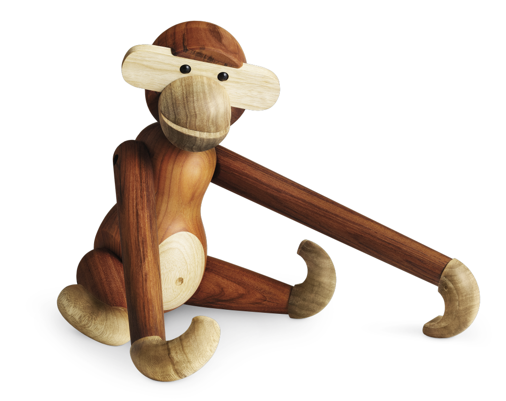 Kay Bojesen - Monkey Small Teak