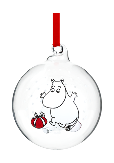 Moomin Decoration Ball - Moomin 7cm