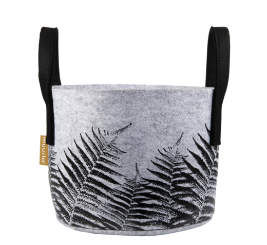 Nordic Fern Storage Basket