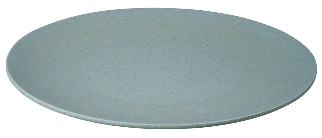 Large Bite Plate Blue