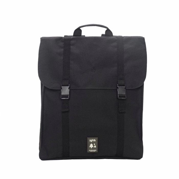 Lefrik Handy Backpack - Black